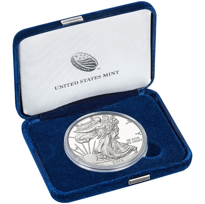 2014 Proof Silver Eagle