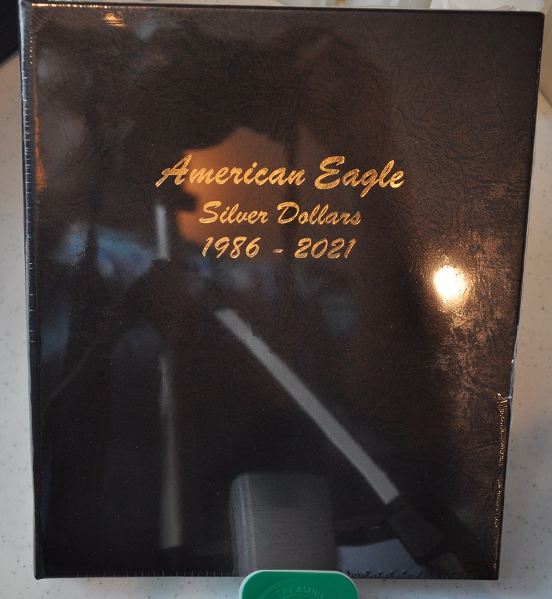 DANSCO Silver Eagle Album